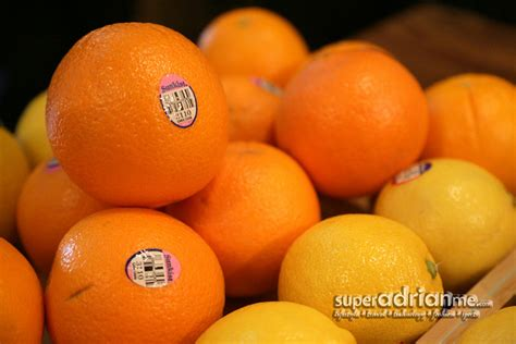 Do You Lemons From Oranges by The Facts About Sunkist Oranges And Lemons