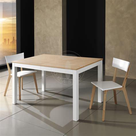 tavolo bianco cucina tavolo moderno allungabile cucina pranzo in legno bianco e