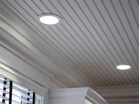 Bead Board On The Ceiling