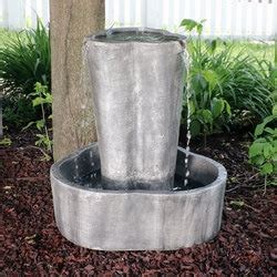ls plus outdoor fountains outdoor fountains backyard garden waterfall fountains