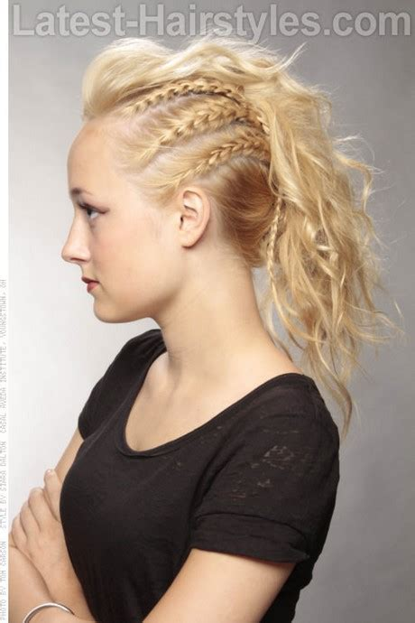 hairstyles with half of head in braids half head braided hairstyles
