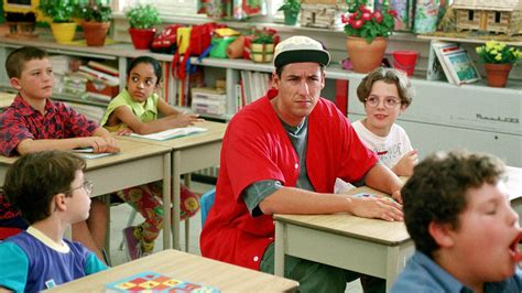 Billy Madison Back To School Meme - american idiot why billy madison is still adam sandler