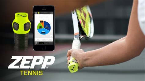 swing analyzer review zepp tennis swing analyzer gadgets wearables