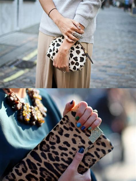 Animal Free Felix Jungle Leopard Print Clutch by Grrr Unleash The Animal Inside What The Fashion
