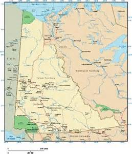 map of the yukon territory in canada map of whitehorse yukon territory