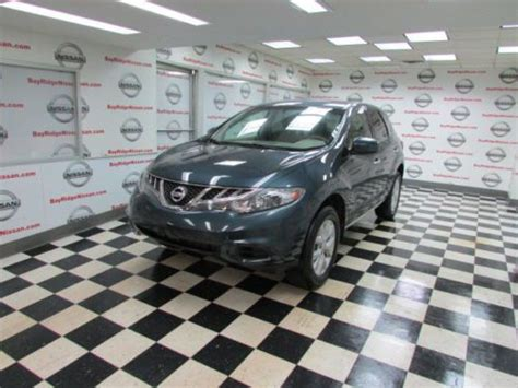sell used 2007 nissan murano s awd with nissan extended