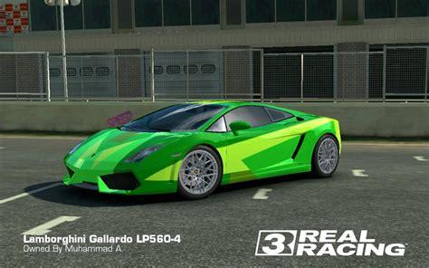 Real Racing 3 Lamborghini Gallardo Real Racing 3 Lamborghini Gallardo Lp560 4 Custom By