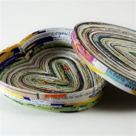 Paper From Magazines - things to make from magazine pages