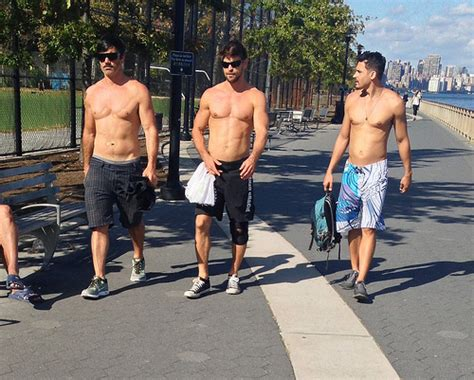 Hot guy track runners nyc