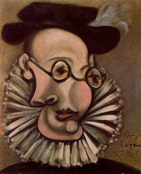 picasso paintings by date portrait of jaime sabartes as grandee 1939 pablo