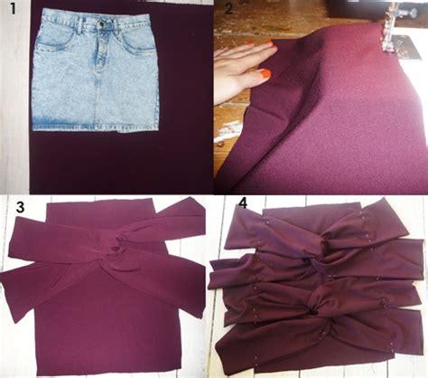 draped skirt diy make your own diy draped skirt lakatwalk a fashion and