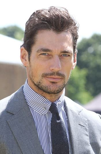 Hair and Beard Styles: David Gandy ? Short Hairstyle