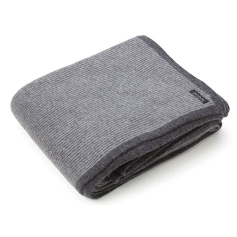 Throw Rugs by Bemboka Merino Wool Grey Charcoal Throw Rug S Of Kensington