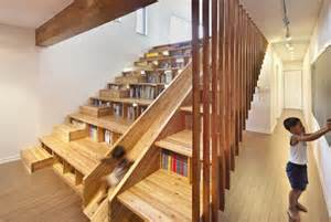 Staircase Shelf Bookcase Staircase Slide Boing Boing