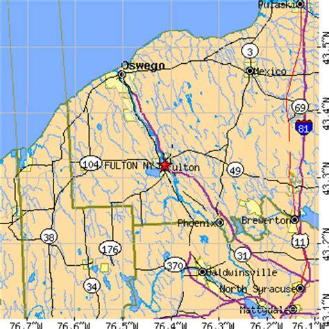 futon ny fulton new york ny population data races housing