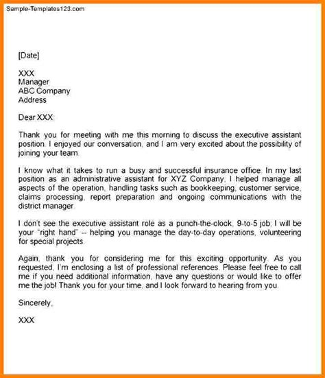 thank you letter sle professional best 25 sales ideas on different