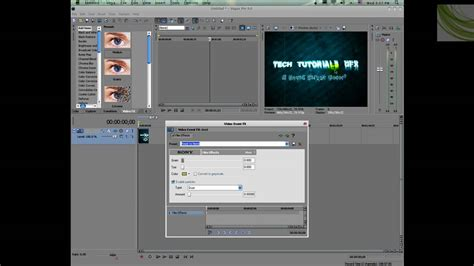 tutorial sony vegas effects tutorial sony vegas pro shake effect youtube