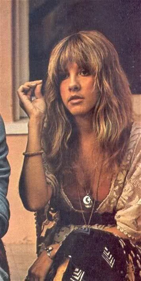 gypsy haircut from the 70s stevie nicks photos 1970s gypsy shag haircut crafts