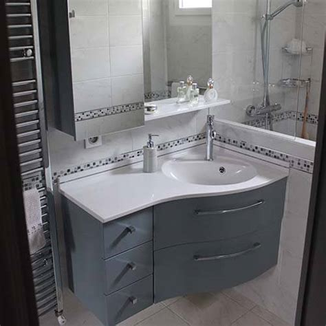 Beau Lavabo A Poser Salle De Bain #4: Armoir-a-glasse-salle-de-bain-gris.jpg