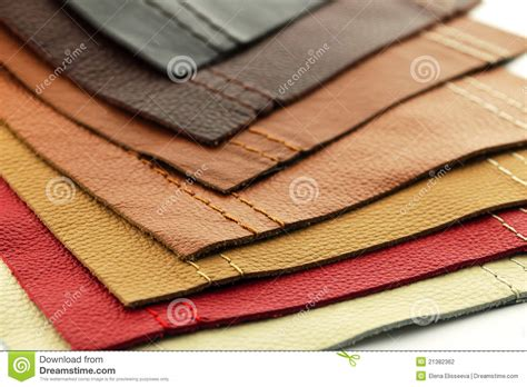 upholstery video leather upholstery sles stock photo image of material