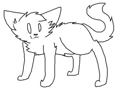 transparent cat base by kozafire on deviantart