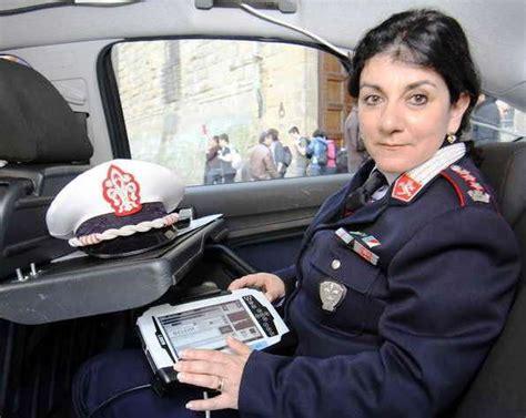 ufficio concorsi carabinieri antonella manzione da capo dei vigili a palazzo chigi