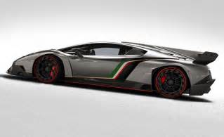 2015 Lamborghini Veneno Car And Driver