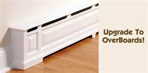 overboards classic baseboard heater covers for the home pinterest baseboard heater covers