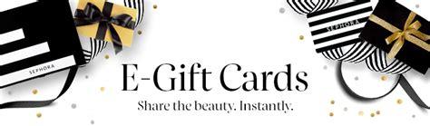 Sephora Gift Card Australia - buy e gift cards online sephora australia