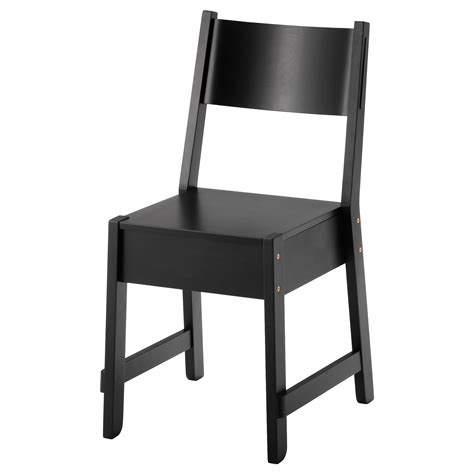 Black Chairs by Norr 197 Ker Chair Black