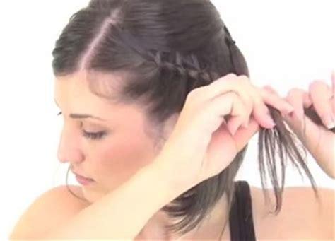 tutorial kuncir rambut pendek ala korea tutorial kuncir rambut simpel 5 cara mengikat rambut ala