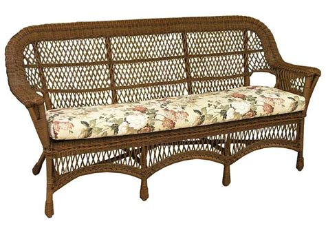 Wicker Sofa by Manchester All Weather Wicker Sofa All About Wicker