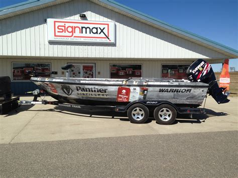 boat wraps mn custom vehicle wraps in st cloud signmax