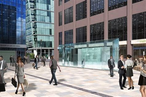 Snow Hill Post Office by Parts Of Snow Hill Station To Feature In New