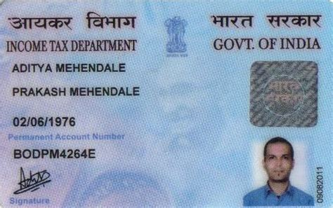 pan card how to apply for a pan card no online