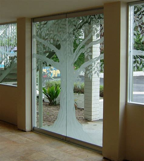 Glass And Doors The Tree Of Frameless Glass Doors Sans Soucie