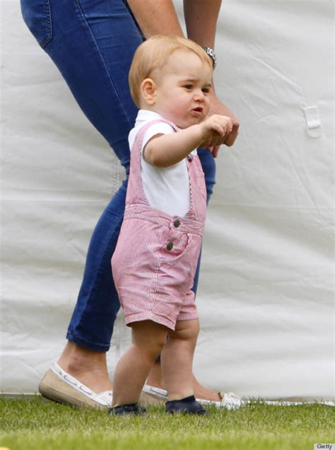 prince george finally convinces everyone that overalls are