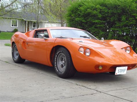 Vw Kit Car Bodies For Sale by 1959 Vw Kit Car Of Gt40 Collectors Weekly