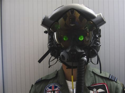Helm Pilot Visor Kaca Hitam futurismic near future science fiction and fact since 2001