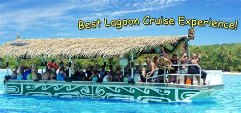 boat cruise rarotonga rarotonga cruises with koka lagoon cruises glass bottom