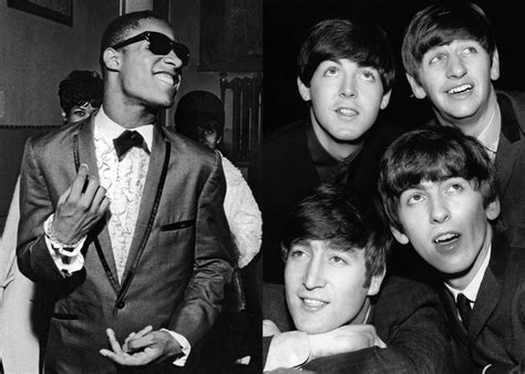 pop race and the 60s on the beatles and motown records