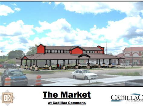 projects the market at cadillac commons patronicity