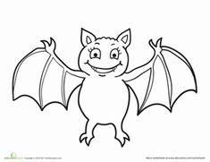 bat coloring pages preschool 1000 images about bat preschool theme on pinterest bats