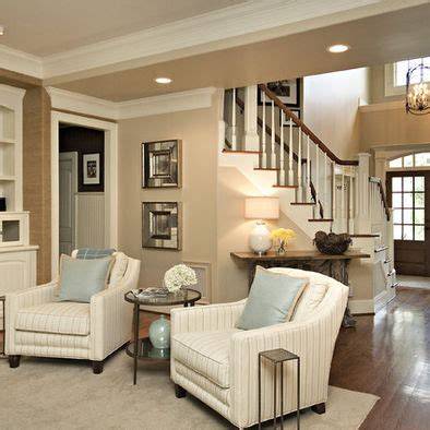 Family Room Decor by The Color Schedme Traditional Family Room Design