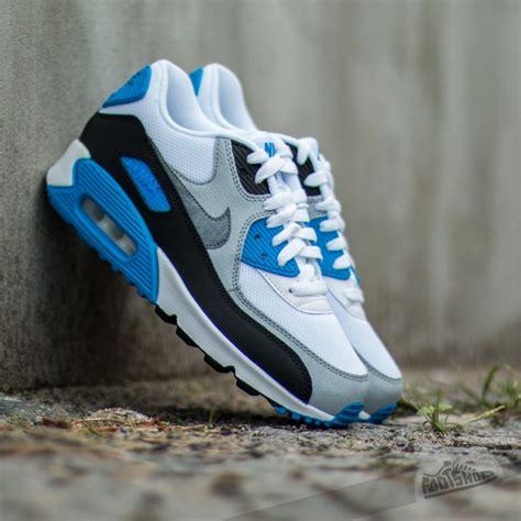 Nike Air Max 90 Grey Blue nike air max 90 blue white grey on sale gt off31 discounts