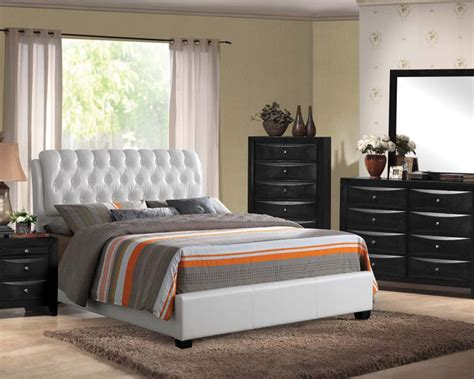 White Bedroom Furniture Ireland Bedroom Set Ireland White By Acme Furniture Ac25350set