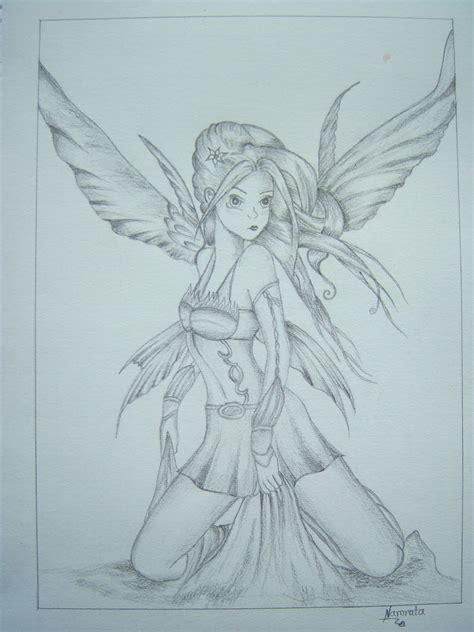 K Sketches namrata s sketches march 2009