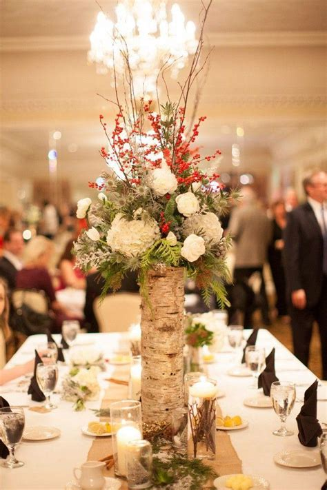 winter wedding tree centerpieces diy exclusive collection of winter wedding decor ideas