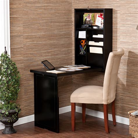 small fold up desk 8 wall mounted desks that save room in small spaces