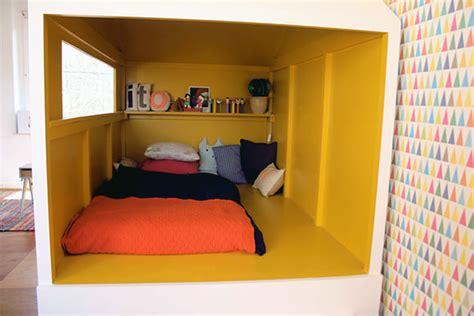 Childrens Handmade Beds - inspiring playful rooms handmade